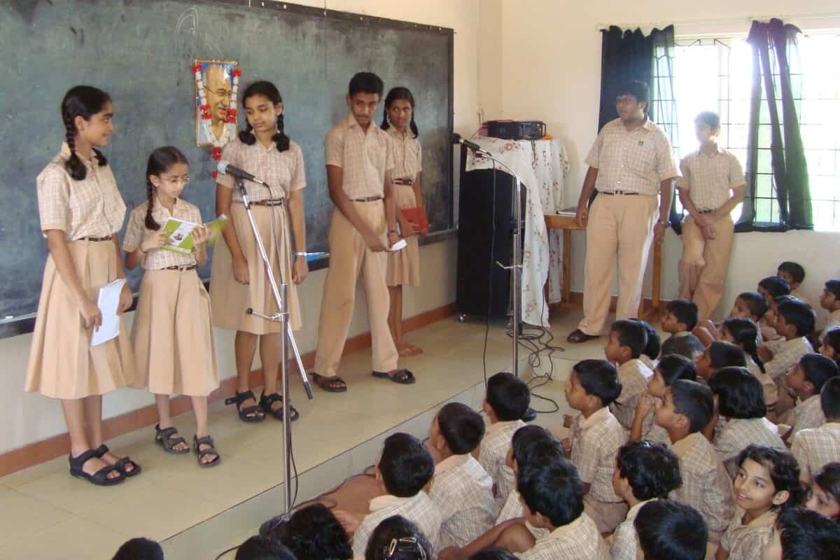 Gandhi Jayanthi Celebrations