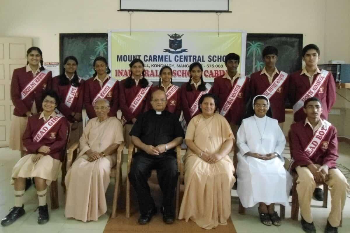 School Cabinet Inaugural – 2012