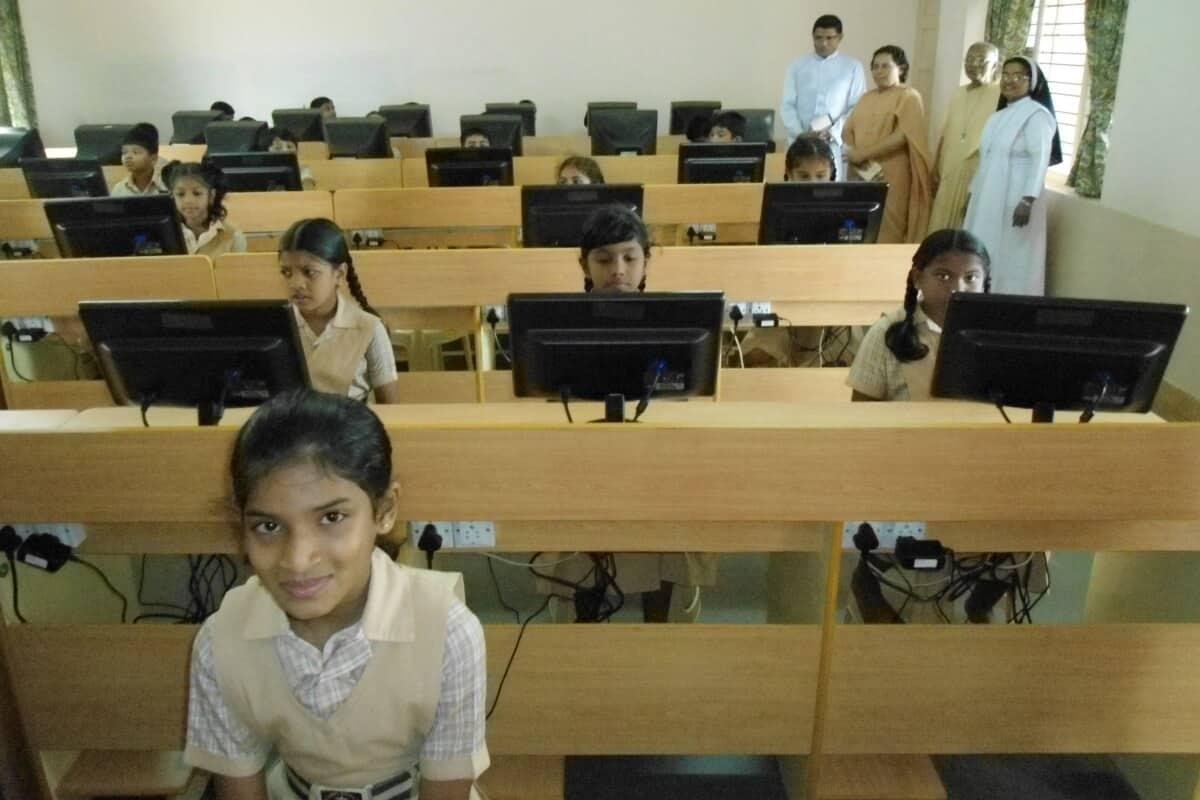 Computer Laboratory Inauguration