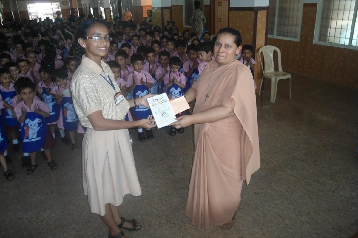 CBSE English Essay Winner