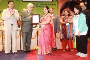 Winner of British Council Grand Banyan Recycling Project