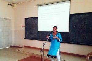 English Guest Lecture by Neetu Narayan