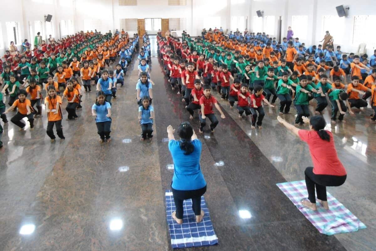 Celebration of International Yoga Day – 2015