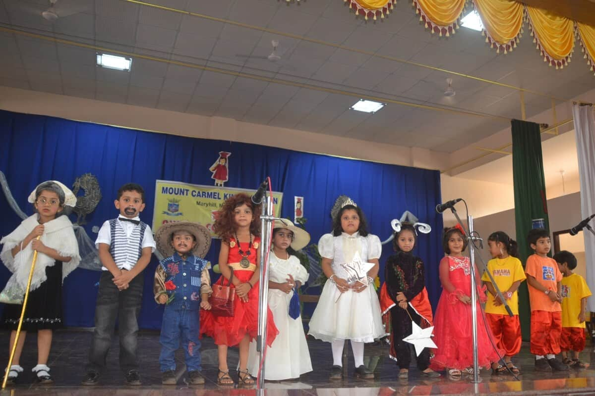 Kindergarten Graduation Day 2015
