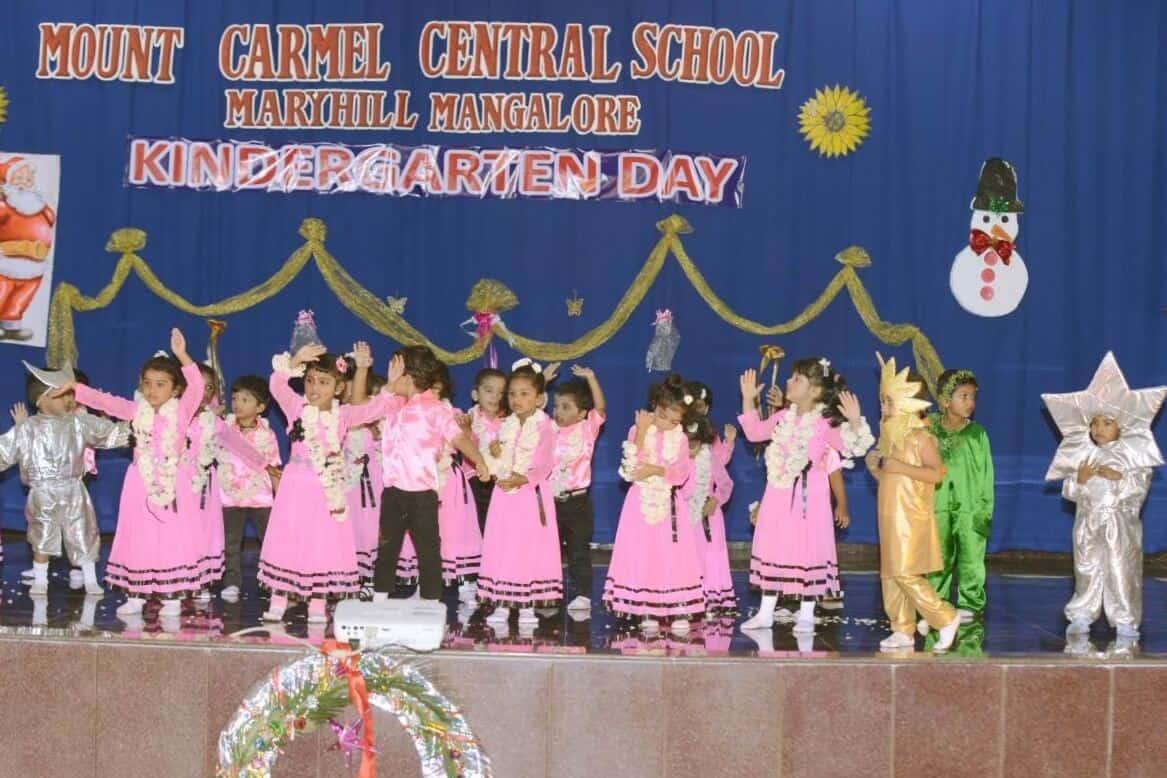 Kindergarten Day 2014