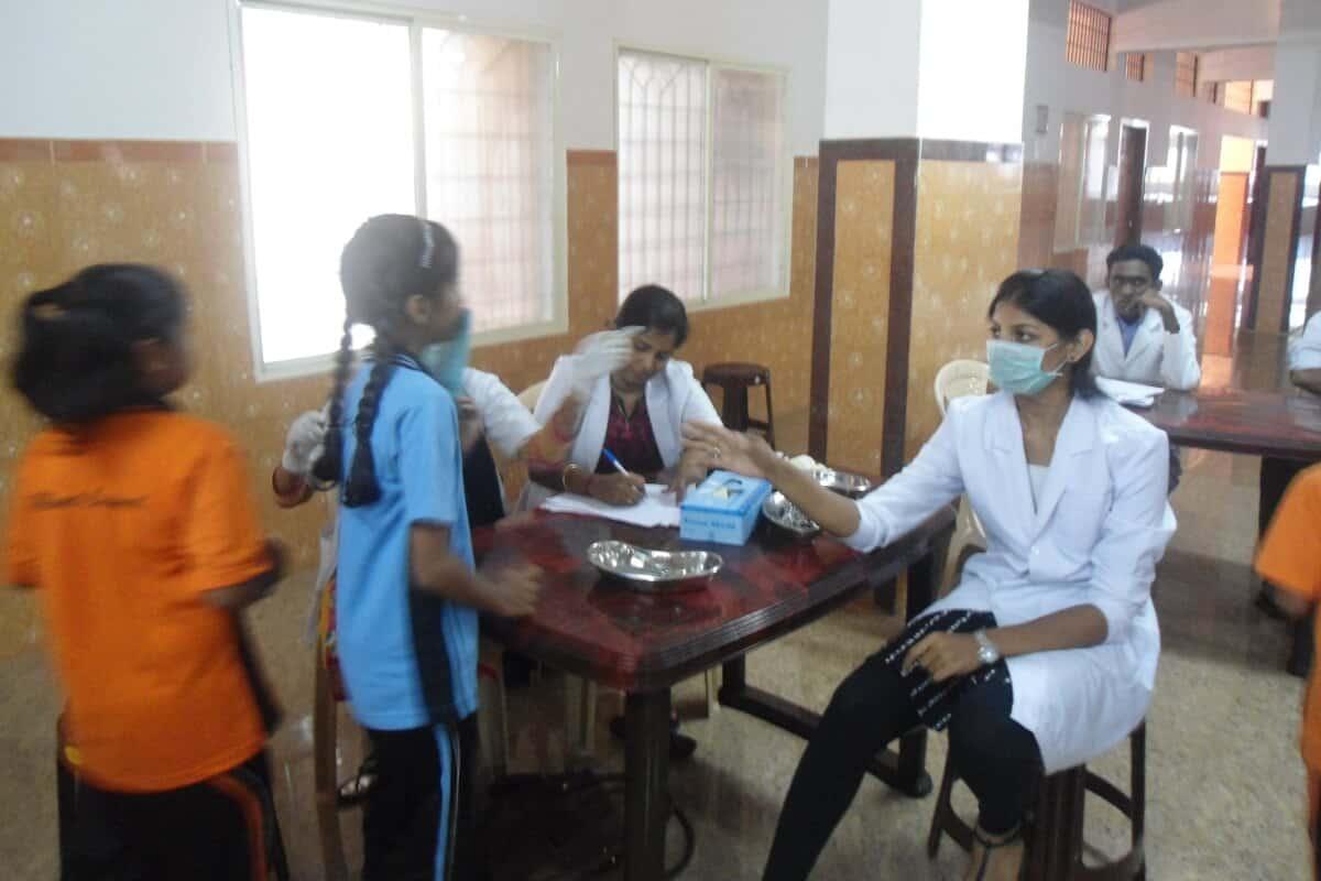 Medical Camp – 2014