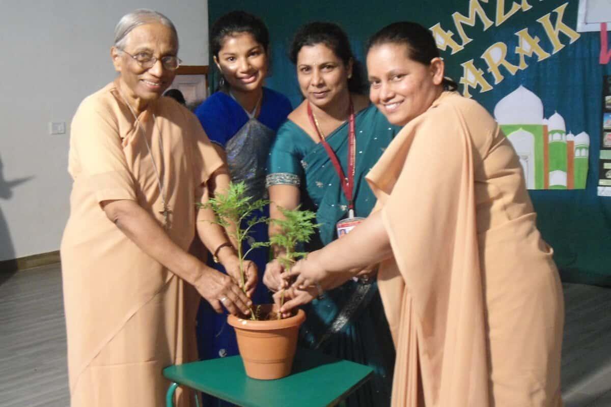 Ramzan and Vanamahotsava 2014