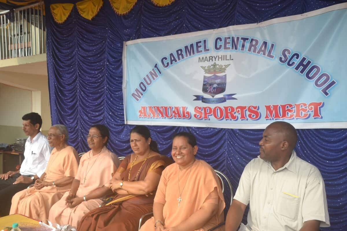 Sports Day – 2015