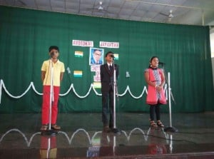 125th AMBEDKAR JAYANTI Celebrations - 2016