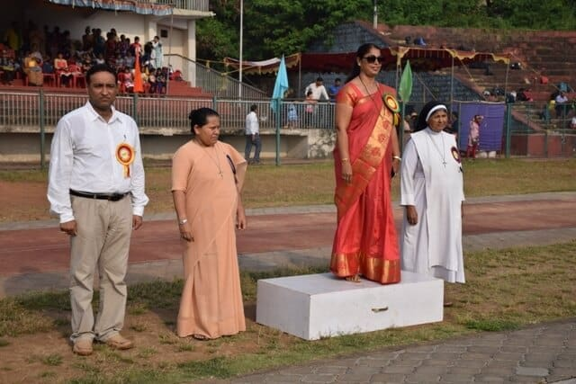 Annual Sports Day - 2016