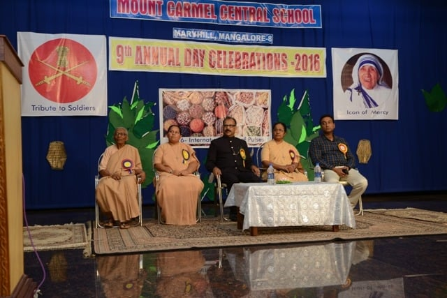 9th Annual Day of Classes I – IV: 2016