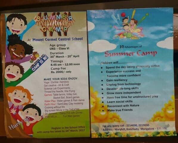 Summer Camp - 2017