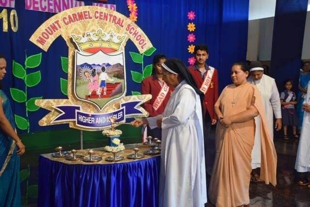 Inauguration of Decennial Year 2008 - 2017