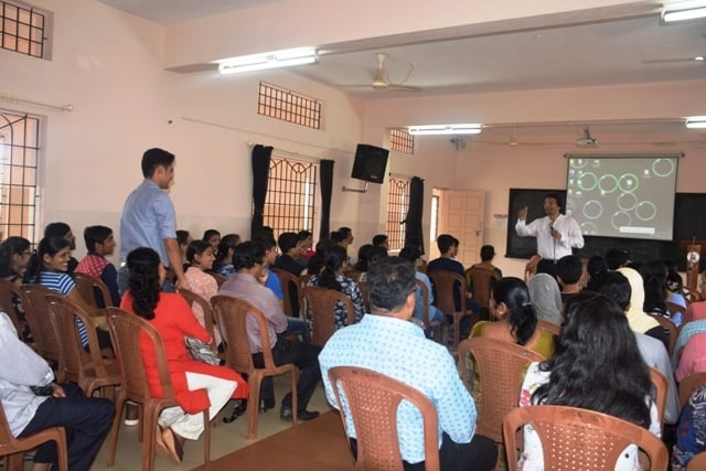Orientation Programme for Freshers of Class XI : 2017