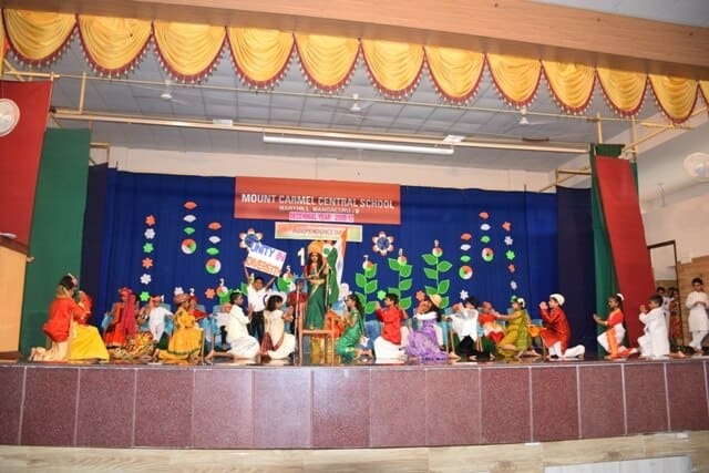 Primary students celebrate 71st Independence Day