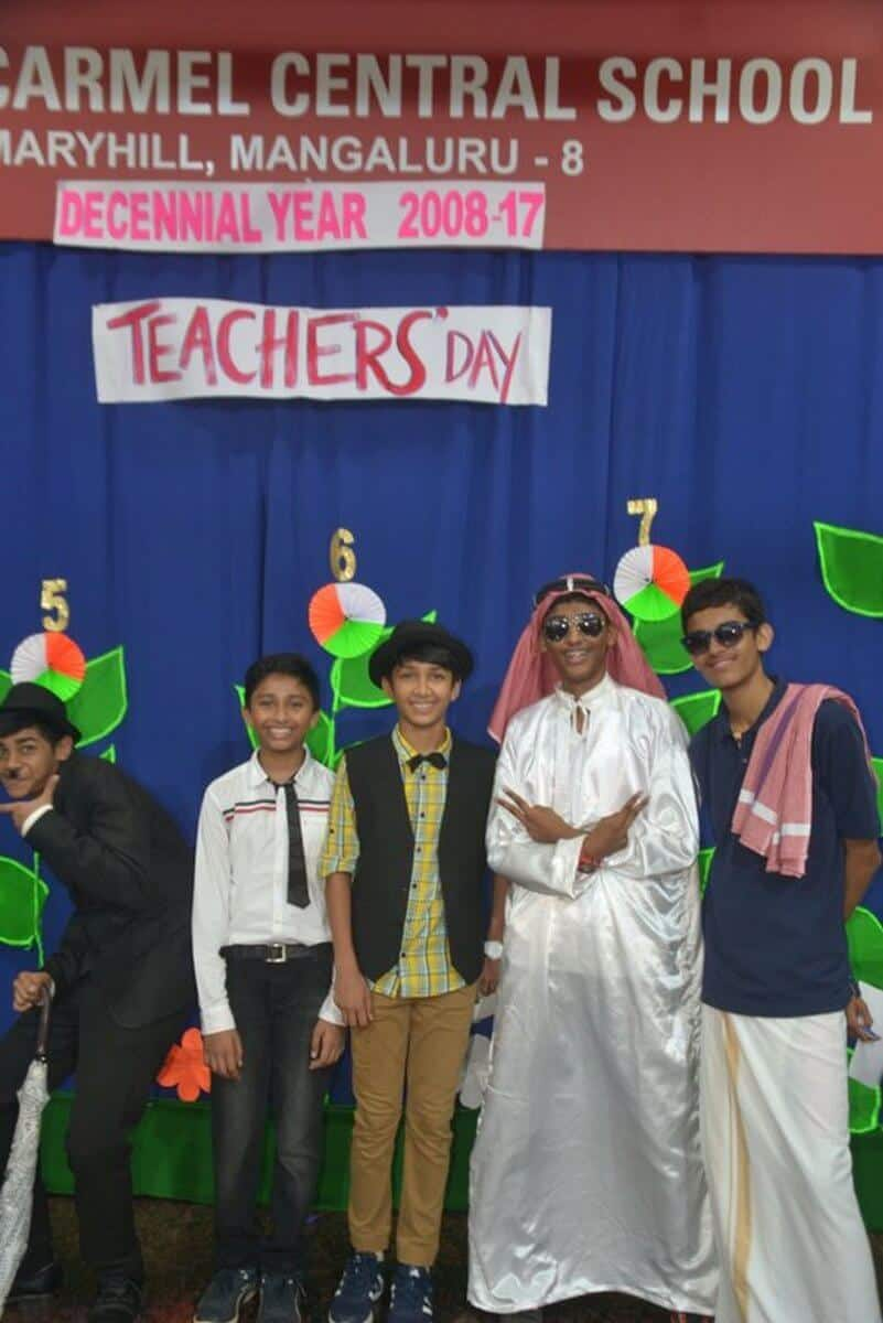 Teacher's Day 2017