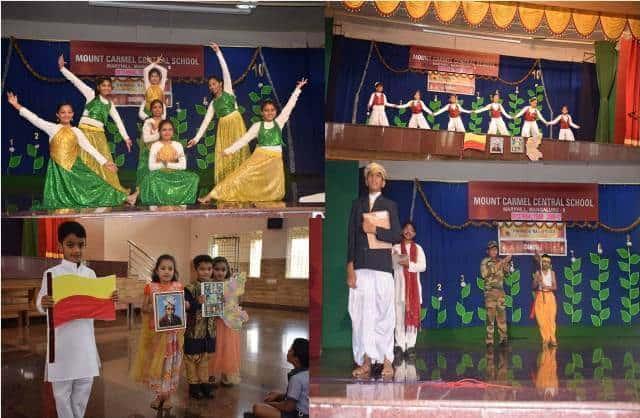 Deepavali and Kannada Rajyothsava - 2017