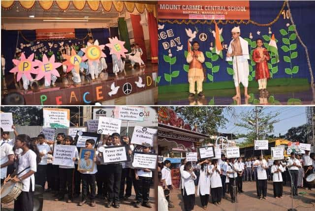 A walk to remember – Peace March on National Peace Day