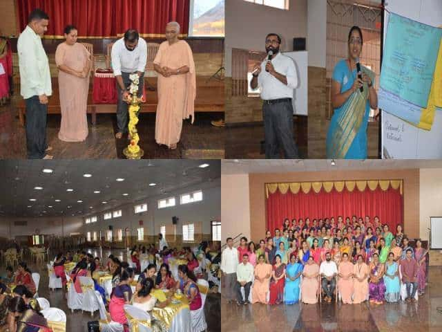 "Workshop on ""Remodeled Structure of Assessment"" for CBSE School Teachers"