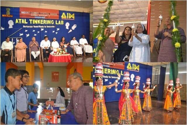 Inauguration of 'Atal Tinkering Lab' – SHAPING YOUNG MINDS