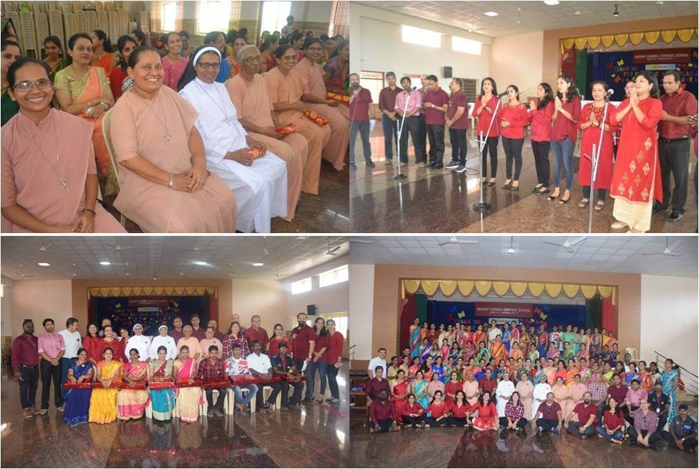 Teachers Day Celebration hosted with love
