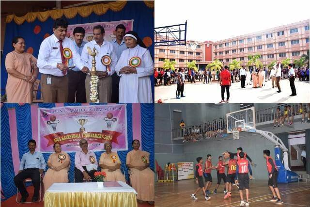 AICS Inter School Basketball Tournament – Bouncing Stars