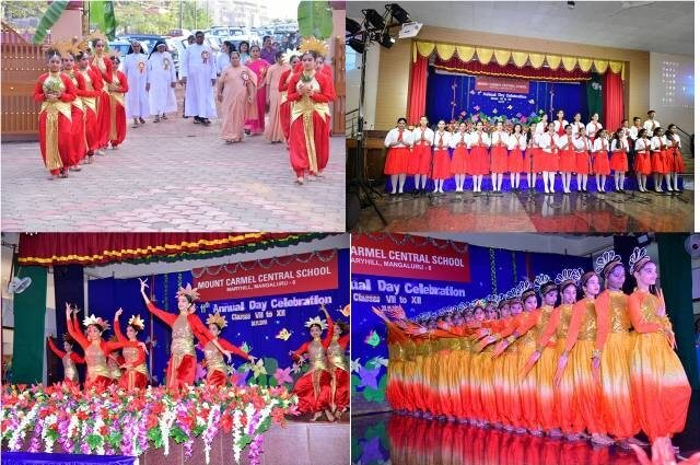 11th Annual Day – Classes VII TO XII