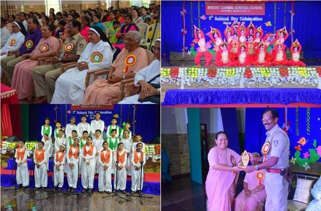 Dazzling Annual Day of Classes IV To VI