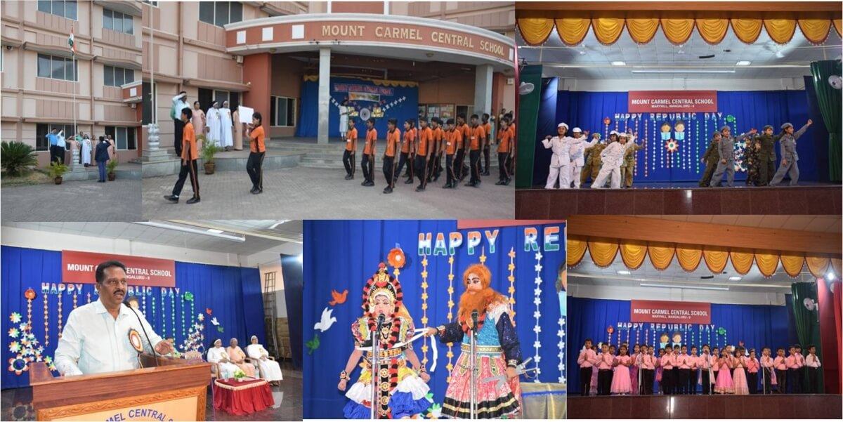 Patriotic Republic Day Celebrations