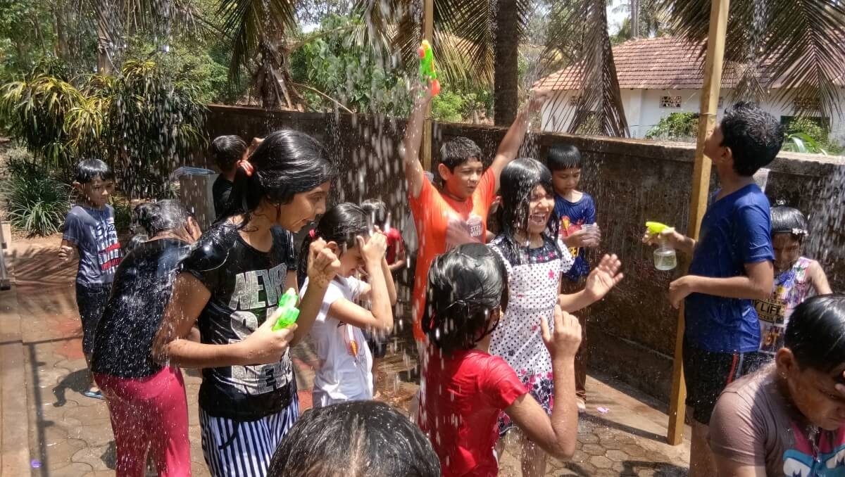 'Beat the Heat' – A Joyous ending to Summer Camp 2019