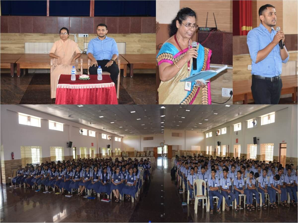 Awareness on Teenage Problems held for Class IX to XII