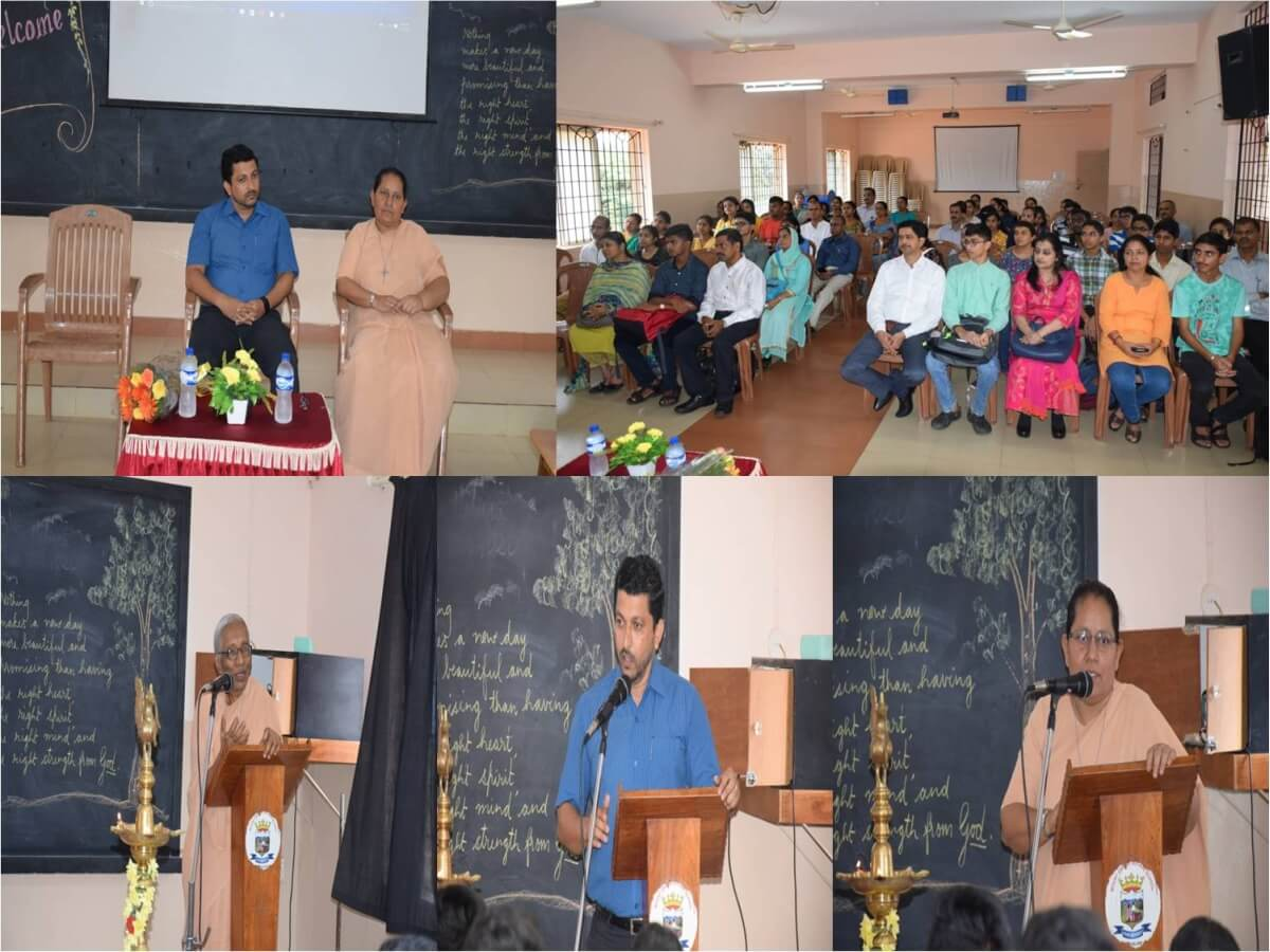 Orientation programme held for class XI