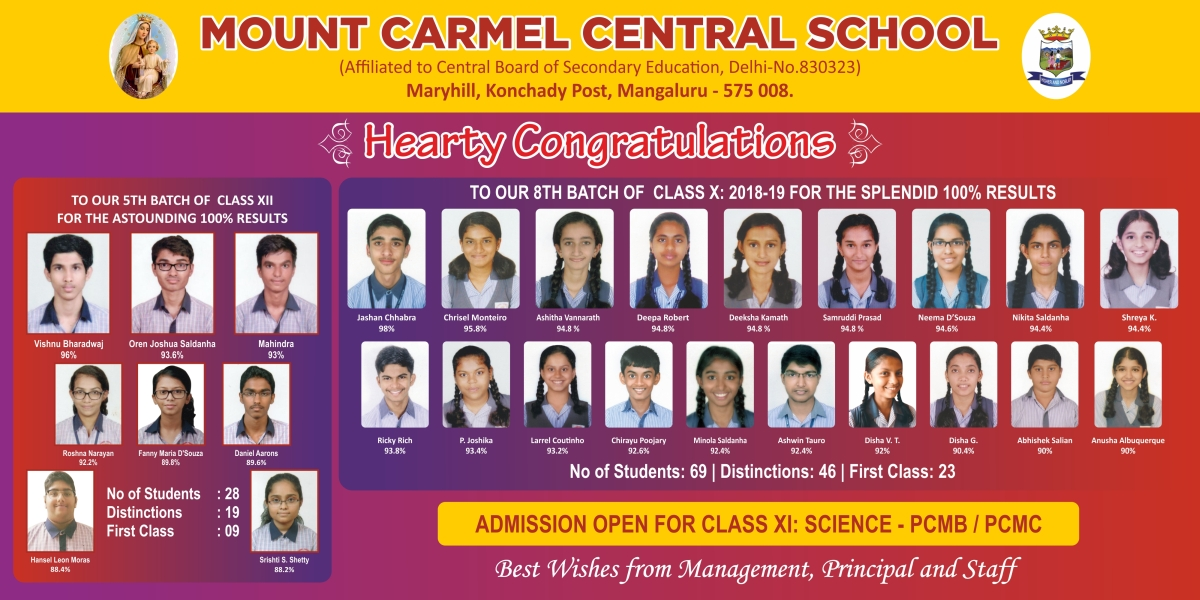 Mount Carmel Central School
