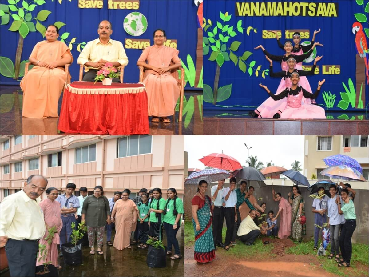 Inauguration of School Terrace Garden