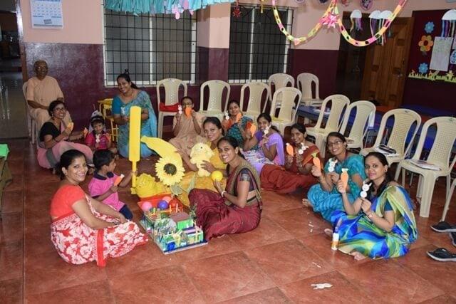 Workshop for Kindergarten Teachers using VAKT tool