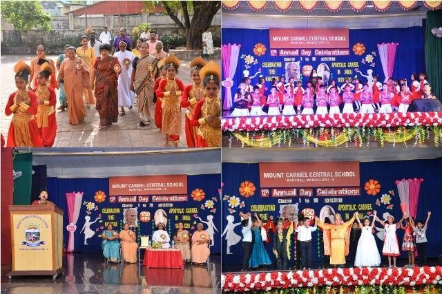 Vibrant Annual Day of Classes I to III