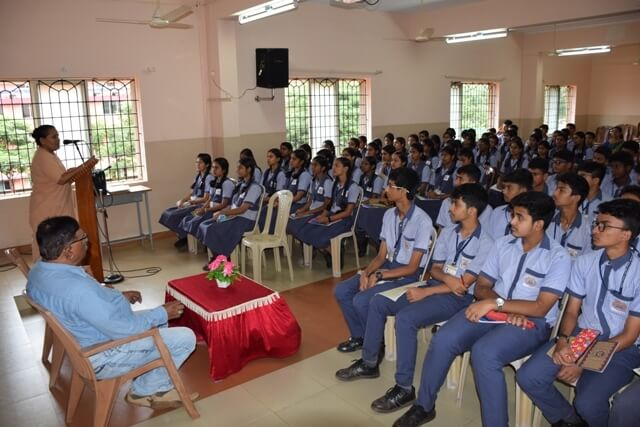 Career Guidance Programme for Class X