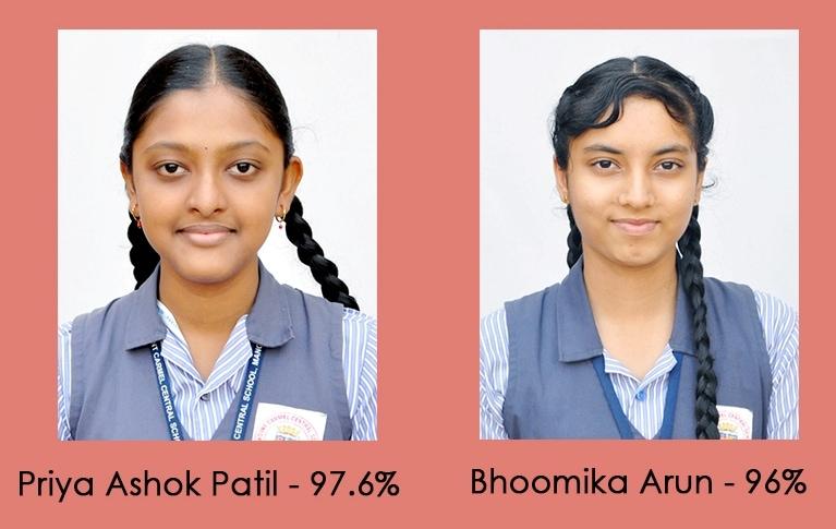 Splendid Results in CBSE Class X Board Exam – 2020