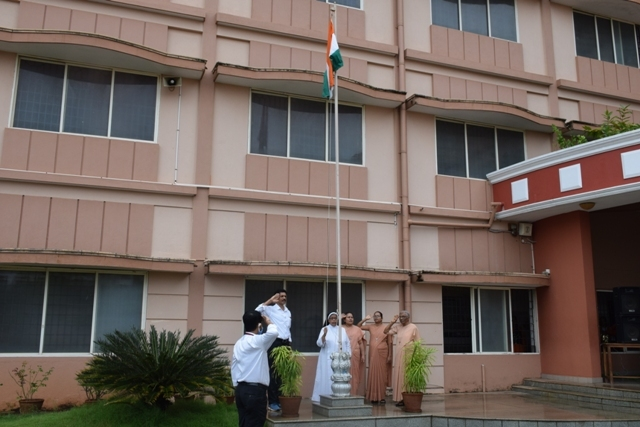 Patriotic 74th Independence Day Celebration