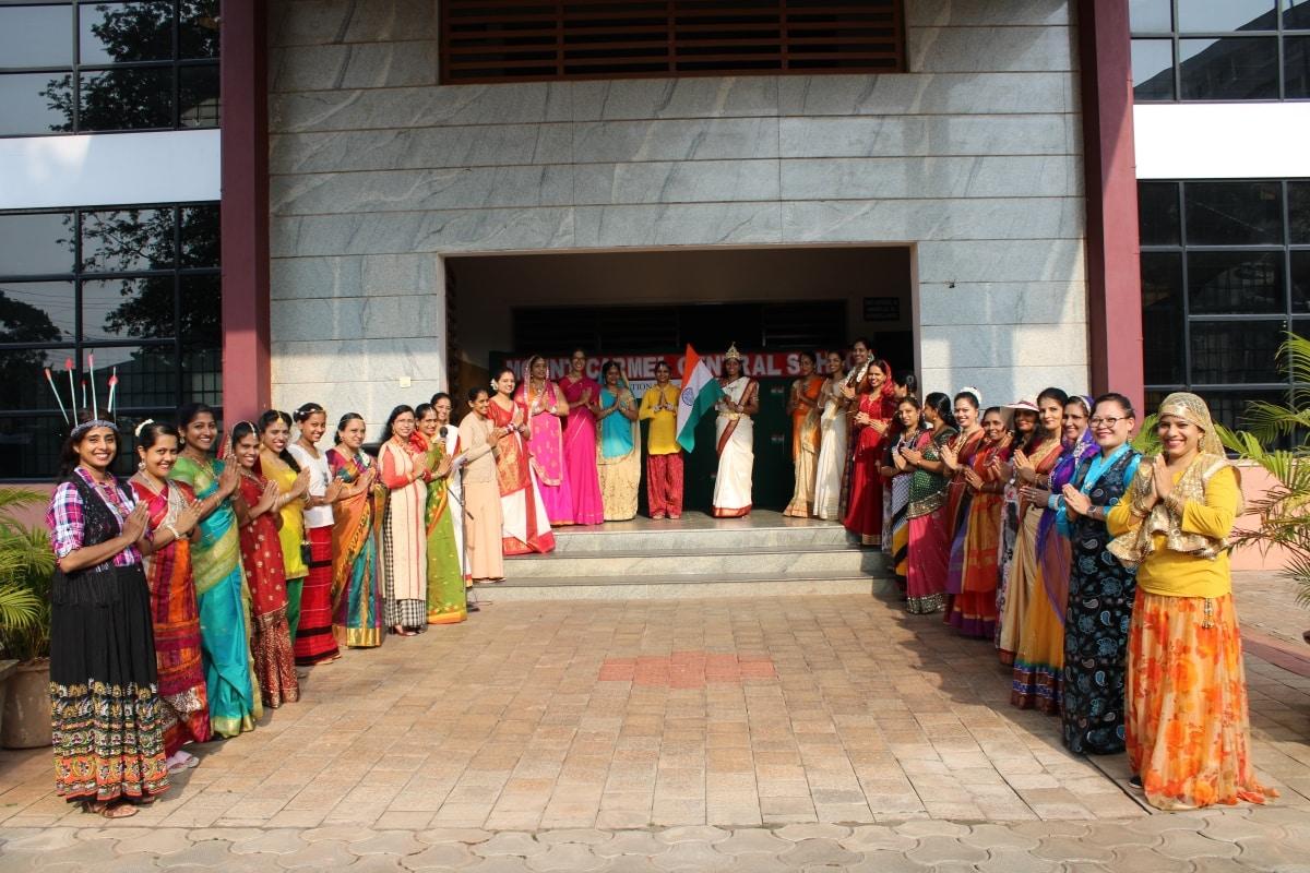 Celebration of 'National Unity Day'