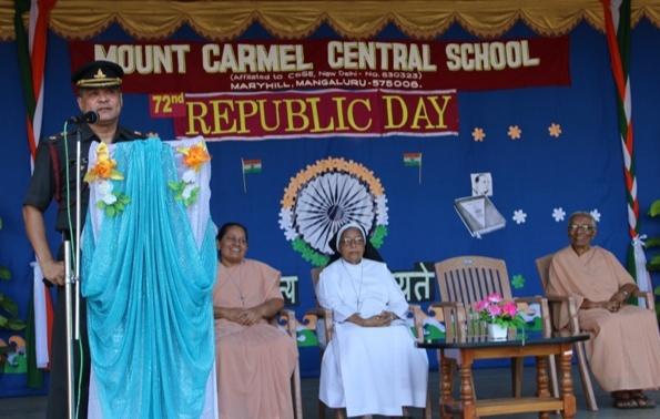Patriotism Unfurled during Republic Day celebration 2021