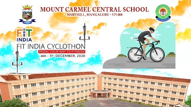 Fit India Cyclothon - 2020