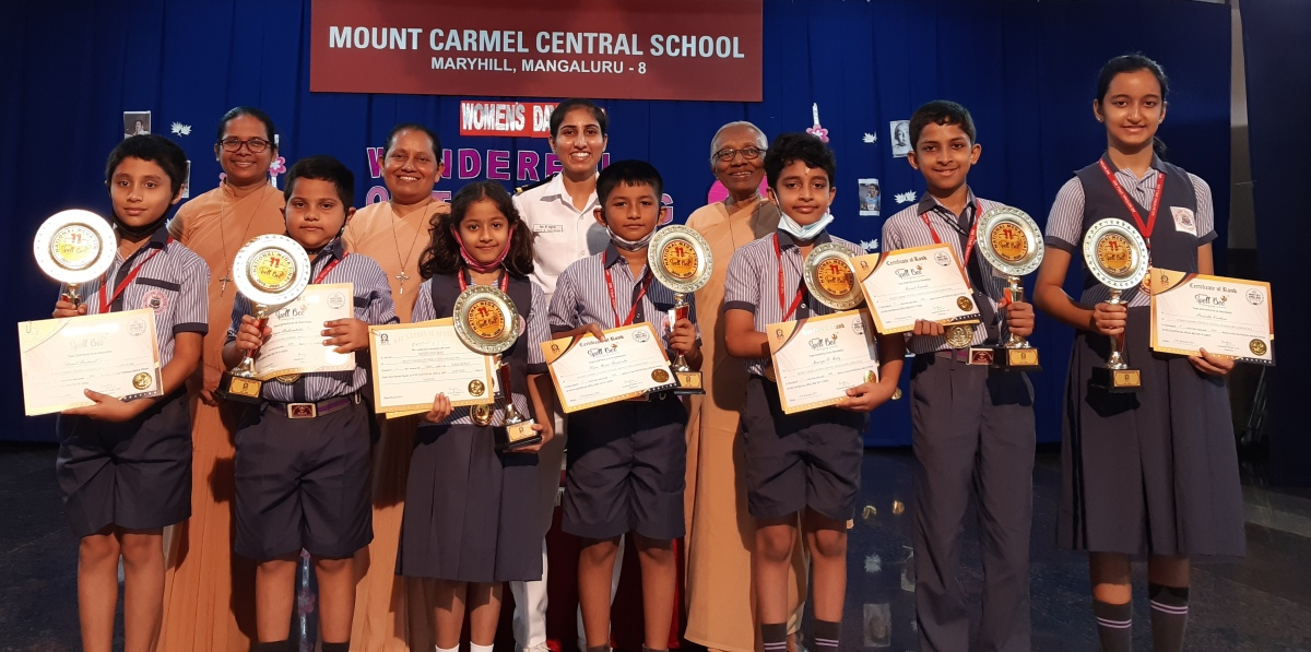 Winners Of Spell Bee State Level Grand Finale And National Mega Final 2020