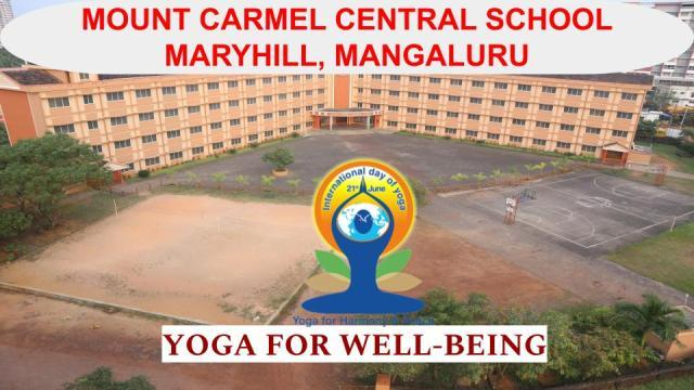 """Celebration of International Yoga Day - """"Yoga for Well-being"""""""
