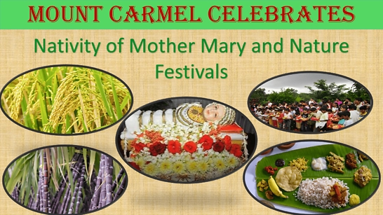 Celebration of Feast of Nativity and Nature Festivals