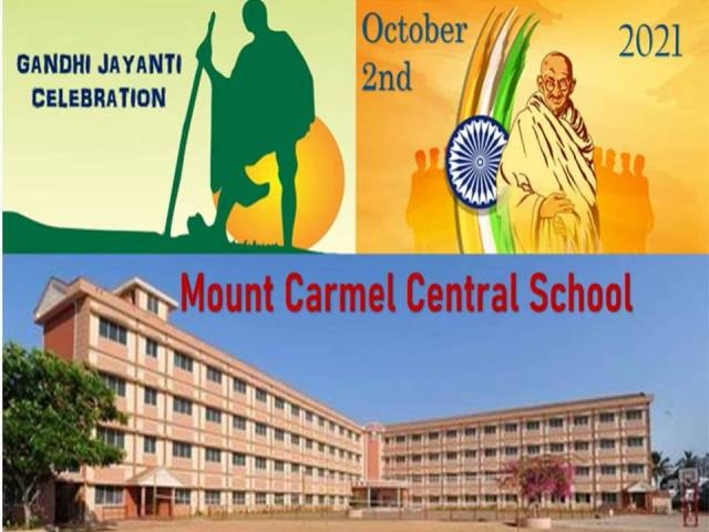Gandhi Jayanthi Celebrations with Fit India Run 2021