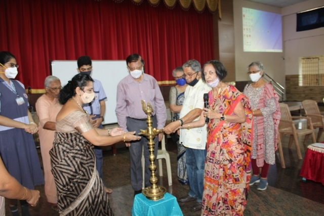 Personality Development Programme for class X students in association with CASK, Mangaluru